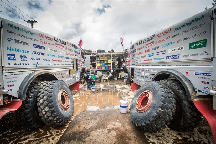 Dakar Rally 2018 Overview