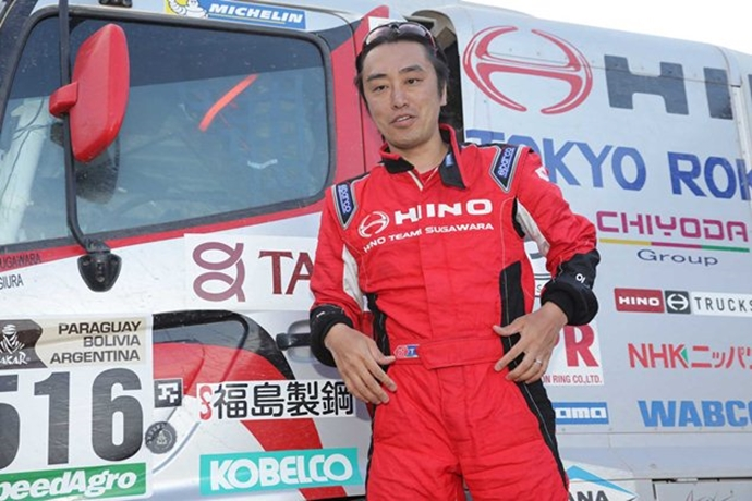 With Rally On Home Stretch, Hino Team Sugawara Maintains Error Free Leads