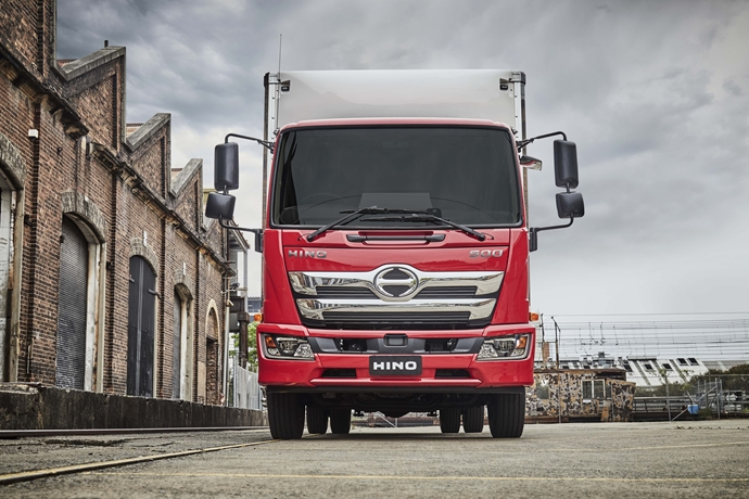 The All-New Street Smart 500 Series Standard Cab has Arrived