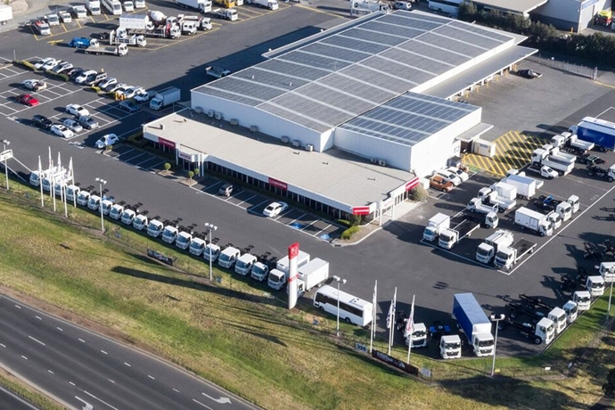 Three New Hino Dealerships Opening