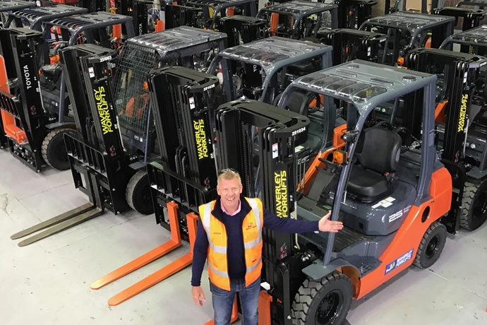 Thinking About Getting Your Forklift Licence