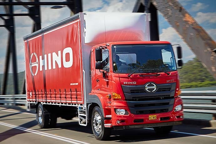 Creating the New Hino 500 Series Wide Cab