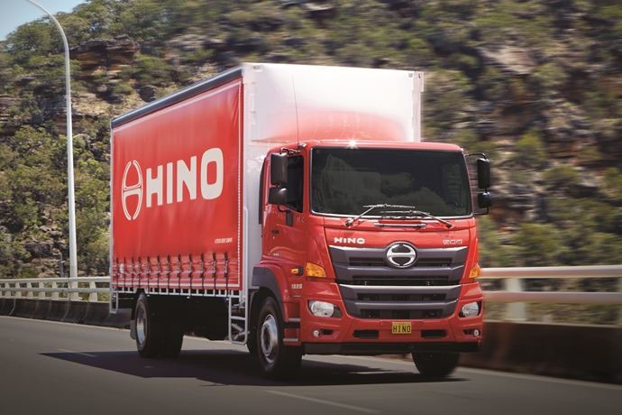 Hino unveils all-new 500 series Wide Cab
