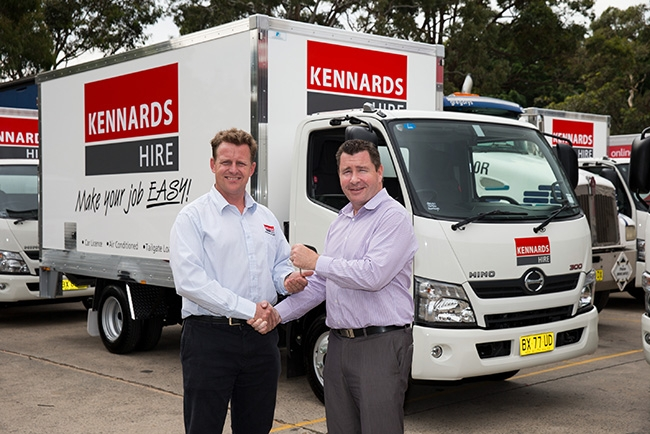 04e798a338 KENNARDS RELIES ON HINO S HIRE STANDARDS