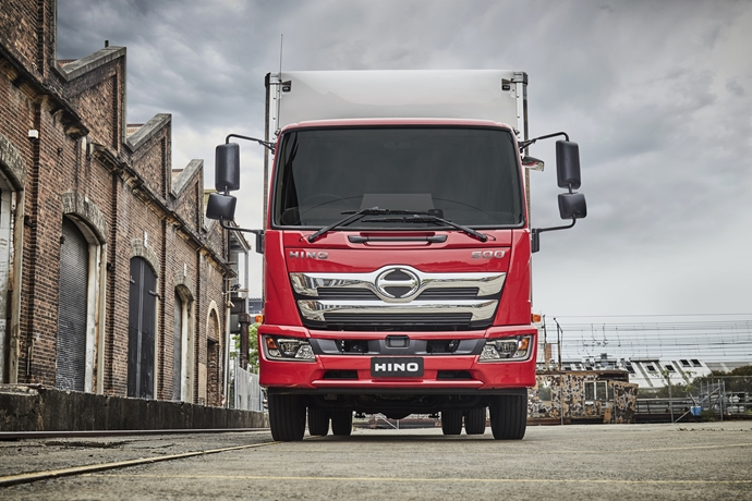 Hino launches all-new 500 Series Standard Cab