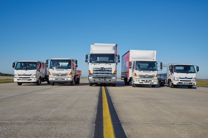 Hino Growth Continues in 2018