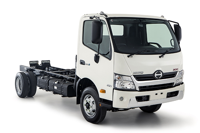 Hino Hybrid Truck Reviews >> HINO LAUNCHES HIGH HORSEPOWER 300 SERIES MODELS