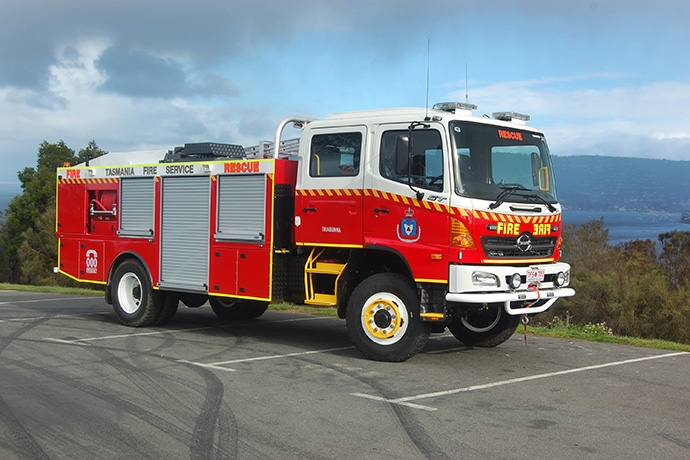 HINO TO EXHIBIT HIGH-TECH TANKER AT AFAC