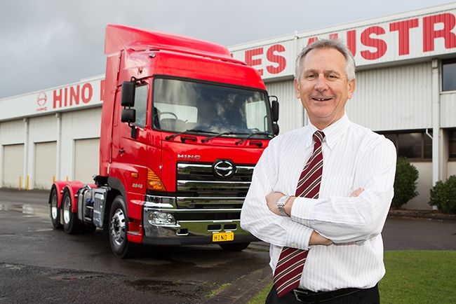 Hino Appoints Australian As New Chairman And Ceo