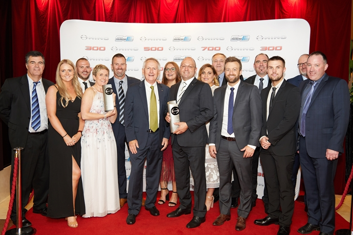 Accolades for top Hino Australia dealerships