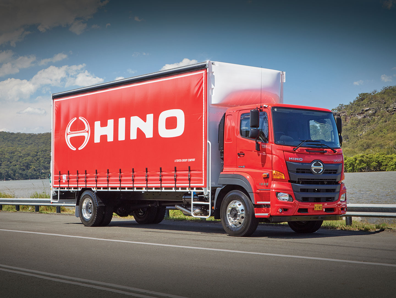 Hino 500 Series >> New Hino 500