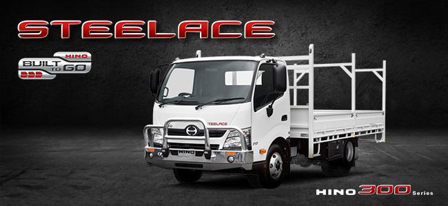 Hino 300 Series SteelAce