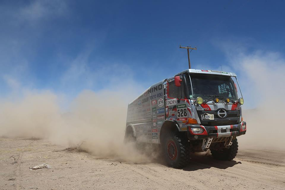 Stage 11: Another great result for Team Sugawara as Dakar ...