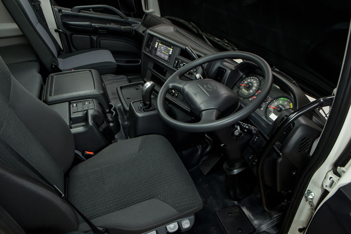 UD Trucks 2600 Interior Door Handle  1A Auto