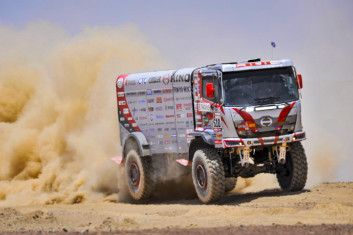 We're over half way with the Dakar Rally and it's just getting harder!