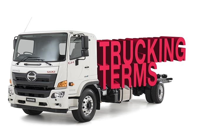 A guide to trucking terminology