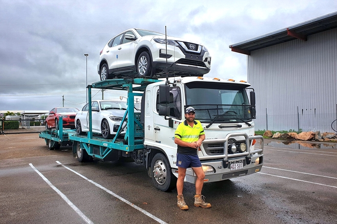 Hino Hero comes to Townsville Rescue