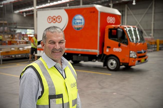TNT SET TO EXPAND AUSTRALIA'S LARGEST HYBRID TRUCK FLEET