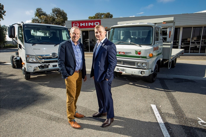 CMI Celebrate 50th Anniversary with Hino
