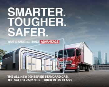 Hino Truck and Bus Australia | Truck Sales, Service and Parts